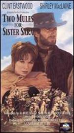 Two Mules for Sister Sara [Vhs]