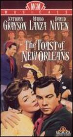 Toast of New Orleans [Vhs]