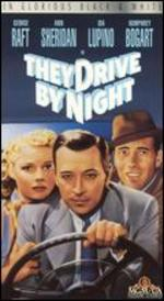 They Drive By Night [Vhs]