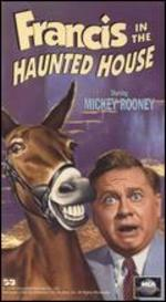 Francis in the Haunted House [Vhs]