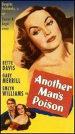 Another Man's Poison [Vhs]