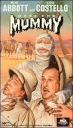 Abbott & Costello Meet the Mummy [Vhs]