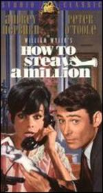 How to Steal a Million [Vhs]