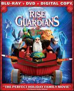 Rise of the Guardians [Includes Digital Copy] [UltraViolet] [Blu-ray/DVD]