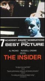 The Insider (Widescreen Edition) [Vhs]