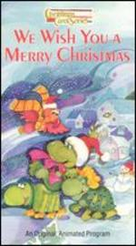 We Wish You a Merry Christmas [Vhs]