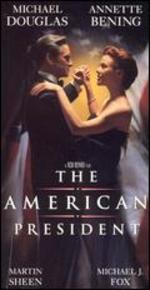 The American President [Vhs]
