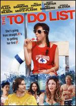 The To Do List [Includes Digital Copy] [UltraViolet] - Maggie Carey
