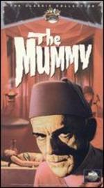 The Mummy [Vhs]