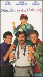 Three Men and a Little Lady [Vhs]