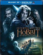 The Hobbit: An Unexpected Journey 3D [Extended Edition] [Includes Digital Copy] [UltraViolet] [3D/2D]