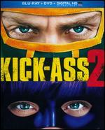 Kick-Ass 2 [2 Discs] [Includes Digital Copy] [UltraViolet] [Blu-ray/DVD]