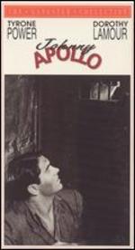 Johnny Apollo [Vhs]