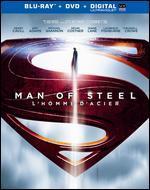 Man of Steel [Blu-Ray] (Bilingual)