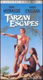 Tarzan Escapes [Vhs]