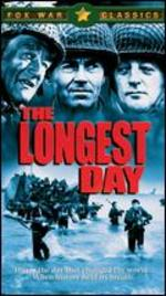The Longest Day [Vhs]