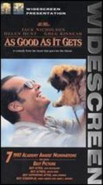 As Good as It Gets [Vhs]