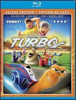 Turbo [3D] [Blu-ray/DVD]