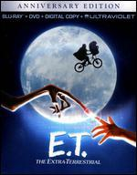 E.T.: The Extra-Terrestrial [2 Discs] [Blu-ray/DVD]