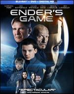 Ender's Game [2 Discs] [Blu-ray/DVD] - Gavin Hood
