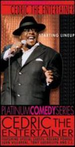 Cedric the Entertainer: Platinum Comedy Series [Vhs]