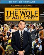 The Wolf of Wall Street [2 Discs] [Blu-ray/DVD] [Includes Digital Copy] [UltraViolet]