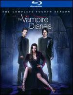 The Vampire Diaries: The Complete Fourth Season [4 Discs] [Blu-ray]