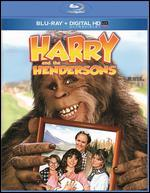 Harry and the Hendersons [Includes Digital Copy] [UltraViolet] [Blu-ray]