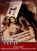 Fatto di sangue fra due uomini per causa di una vedova - si sospettano moventi politici