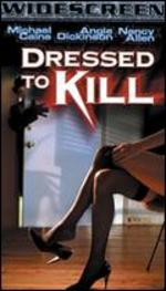Dressed to Kill [Vhs]