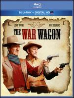 The War Wagon [Includes Digital Copy] [UltraViolet] [Blu-ray]