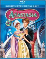 Anastasia [2 Discs] [Includes Digital Copy] [Blu-ray/DVD]