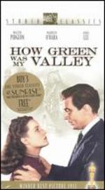 How Green Was My Valley [Vhs]