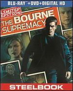 The Bourne Supremacy [2 Discs] [Includes Digital Copy] [UltraViolet] [SteelBook] [Blu-ray/DVD] - Paul Greengrass