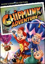 The Chipmunk Adventure - Janice Karman