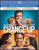 The Change-Up [Includes Digital Copy] [UltraViolet] [Blu-ray] [Fandango Movie Cash] - David Dobkin