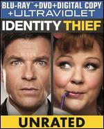Identity Thief [Unrated] [2 Discs] [Blu-ray/DVD] [UltraViolet] [Fandango Movie Cash] - Seth Gordon