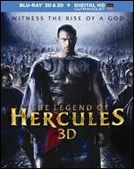 The Legend of Hercules [Blu-ray] [3D] [Includes Digital Copy] [UltraViolet]