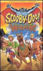 Scooby-Doo and the Legend of the Vampire [Vhs]