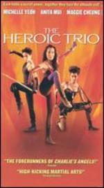 Heroic Trio [Vhs]