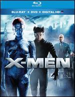 X-Men [2 Discs] [Includes Digital Copy] [UltraViolet] [Blu-ray/DVD]