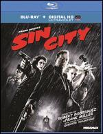 Sin City [Unrated] [Includes Digital Copy] [UltraViolet] [Blu-ray] - Frank Miller; Robert Rodriguez