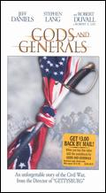 Gods and Generals [2 Discs] [Blu-ray/DVD] - Ronald F. Maxwell