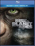 Rise of the Planet of the Apes [Blu-ray/DVD]