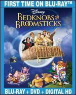 Bedknobs and Broomsticks [2 Discs] [Blu-ray/DVD]