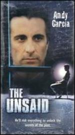 Unsaid [Vhs]