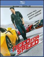 Need for Speed [Includes Digital Copy] [Blu-ray]