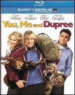 You, Me and Dupree [Includes Digital Copy] [UltraViolet] [Blu-ray]