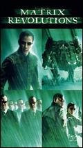 The Matrix Revolutions [With Watchmen Movie Cash] - Andy Wachowski; Larry Wachowski