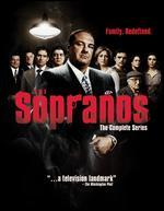 The Sopranos: The Complete Series [28 Discs] [Blu-ray]